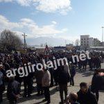 LSI braktis protestën e opozitës në Gjirokastër, Dasho Aliko: PD do t'i rikthejë buzëqeshjen qytetit (FOTO)