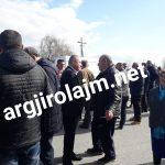 Ish-ministri i dënuar për korrupsion frymëzon mbështetësit e PD-së në Gjirokastër