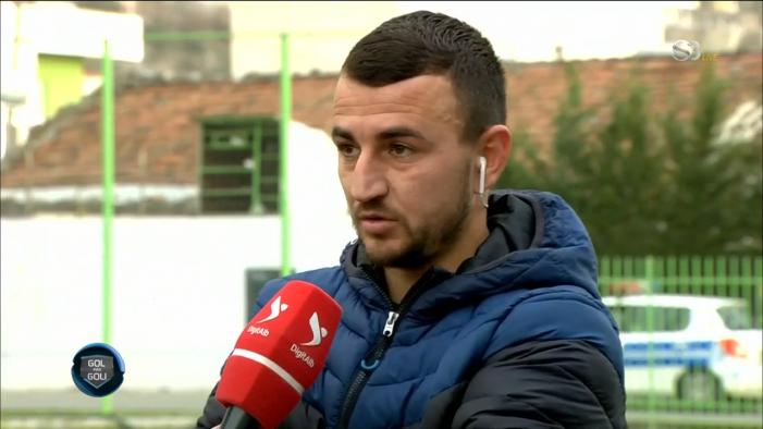 Fitorja në Laç, Aleksi i thur lavde trajnerit Ahmataj: Ai ka futur një frymë të re, Kastrioti ishte vetëm një ditë e keqe