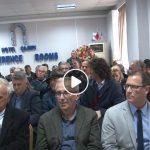 Gjirokastër, Forum për Kujtesën Historike dhe Demokracinë. Roland Bejko akuza për Universitetin: Nuk na dhanë auditorin për shkak të Edi Ramës (VIDEO)