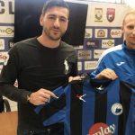 Luftëtari sjell në Gjirokastër një futbollist rus