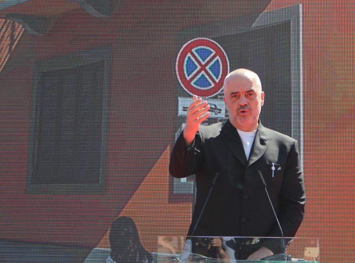 Rama 'ndez motorin' e fushatës për Gjirokastrën: Më 1 korrik kjo bashki do të gdhihet me PS-në