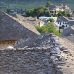 Gjirokastër, rrezikon shembjen një shtëpi në lagjen 'Pazari i Vjetër'