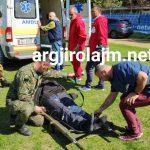 Aksidenti i rëndë, pas vajzës ikën nga Gjirokastra drejt Tiranës edhe një i plagosur tjetër (FOTO)