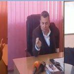 Prishjet e banesave në Këlcyrë, shihni çfarë i bëjnë banorët kryetarit Klement Ndoni brenda në zyrë (VIDEO)