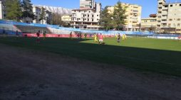 Gjirokastër, Luftëtari humbet ndeshjen miqësore përballë Bylisit