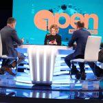 Plas grushti në Top Channel, Salianji rrihet me deputetin e LSI-së