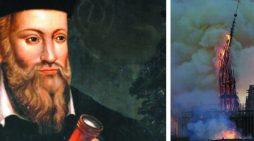 Si e kishte paralajmëruar Nostradamusi 500 vjet më parë zjarrin në katedralen Notre Dame