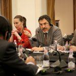 Pritja në Tiranë, ministri Çuçi fton investitorët sauditë të investojnë në sektorin bujqësor (FOTO)