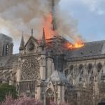 Tronditet Europa, merr flakë katedralja Notre Dame në Paris (VIDEO)