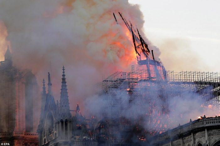 Qeveria shqiptare, 100 000 euro ndihmë për rindërtimin e katedrales Notre Dame