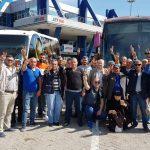 Tritan Shehu në delir: Mbi 2200 protestues u nisën nga Gjirokastra për Tiranë (Kaq njerëz PD nuk mbledh dot as kur proteston në Gjirokastër)