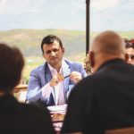 Fushata në Gjirokastër, Flamur Golemi takon gazetarët: Nuk është e thënë të bini dakord me mua, por të shmangim lajmet e rreme (FOTO)
