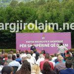 PS prezanton kandidatët për 7 bashkitë e qarkut Gjirokastër, Bledi Çuçi: 30 qershori moment historik. Merrni pjesë në zgjedhje, mos shkoni pas marrëzisë së opozitës (FOTO)
