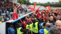 Festa e Partizanit, FSHF mban pezull Gjirokastrën