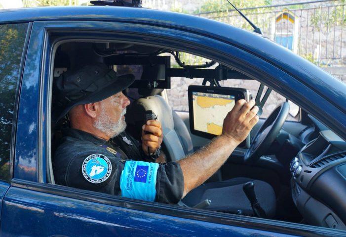 Gjirokastër, Frontex kap një burrë me motor të vjedhur në Greqi