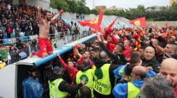 Shmanget festa në Gjirokastër, Partizani do ta 'djegë' në Tiranë