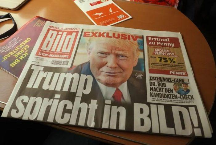 Çfarë përfaqëson gazeta Bild? Disa gjëra që duhet t'i dini