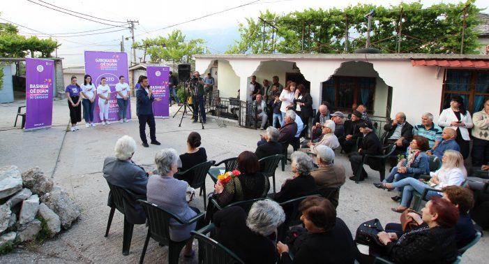 Fushata në Gjirokastër, Flamur Golemi flet për herë të parë për 4 investime të rëndësishme