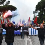 Nis protesta e opozitës: Rama ik (FOTO)
