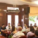 Kandidatët e PS në Gjirokastër takim elektoral me emigrantët në Janinë (FOTO)