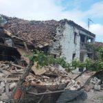 Shihni pasojat e Tërmetit 5.3 ballë në juglindje të vendit (FOTO)