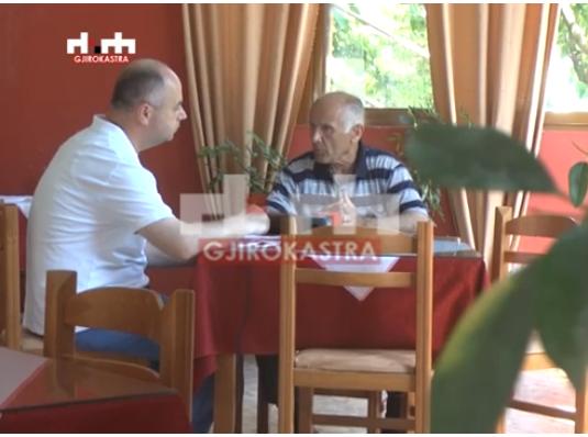 Tv Gjirokastra e merr seriozisht Hazbi Kasajn, intervistë speciale mbi 15 minuta për t'i dëgjuar platformën elektorale (VIDEO)