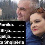 Meta ndez rrjetin: E para Monika, pastaj Shqipëria… (FOTOT)