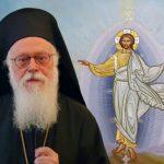 Takimet elektorale në Kishë, Janullatos deklaratë kundër Tërmet Peçit