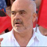 Del VIDEO, ja çfarë bën Rama 24 orë para zgjedhjeve