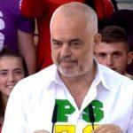 Përgjimet, reagon Rama: Shantazh i shërbëtorit të Saliut për të penguar Shqipërinë në hapjen e negociatave