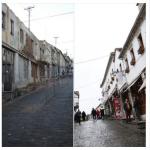 Rama publikon foton: Ja Gjirokastra e djeshme e atyre që duan të na kthejnë pas