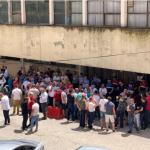 Sot dita e dytë e 'revolucionit' opozitar në Gjirokastër