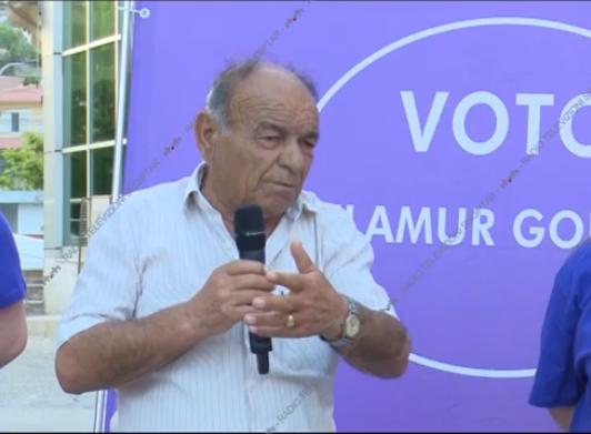 Socialisti nga 'Zinxhirat' habit Bledi Çuçin, ja çfarë i thotë për Flamur Golemin (VIDEO)