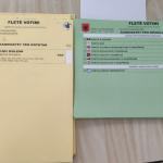 'Q*huni të gjithë PS, PD dhe LSI', një votë revolte në Gjirokastër (FOTO)