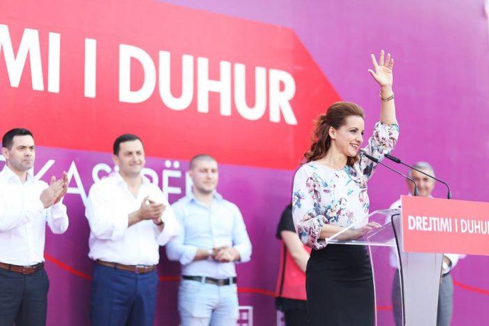 Zamira Rami, fundi i një mandati pa shkëlqim në krye të Bashkisë Gjirokastër