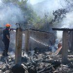 Zgjedhje dhe zjarr në Gjirokastër, digjet një shtëpi në fshatin Kakodhiq