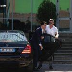 Dosja 'Toyota Yaris', Lulzim Basha shkon në Prokurori për t'u marrë në pyetje (FOTO)