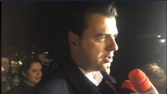 Lulzim Basha takim në Dropull, për të bindur Ahile Deçkën të qëndrojë në zyrën e kryebashkiakut