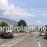 Detaje të tjera nga aksidenti në Dervician, si u përplas makina e këngëtarit me makinën e familjes që po shkonte me pushime në Sarandë