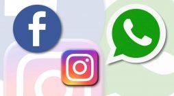 Bie Facebook, Instagram dhe What'sApp. Çfarë po ndodh me rrjetet sociale