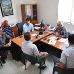 Drejtori i Ujësjellësit Gjirokastër, modeli i Zamira Ramit dhe modeli i Flamur Golemit. Shihni këto pamje (VIDEO)