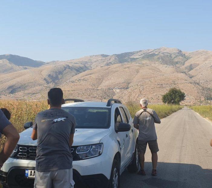 Gjirokastër, zv.ministrja e Mjedisit në Dervician me ekipin e AKMZ për monitorimin e kalit të qyqes (FOTO)