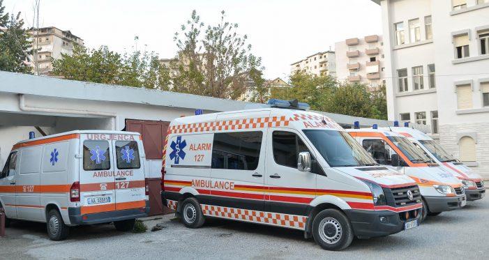Po kalonte rrugën për të shkuar tek makina, ja si ndodhi aksidenti në Gjirokastër