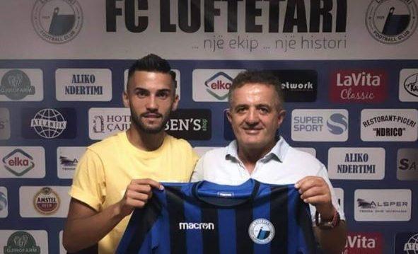 Në Gjirokastër mbërrin një futbollist i ri, tjetër firmë tek Luftëtari