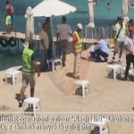 Policia liron plazhet publike në Ksamil, procedohen penalisht tre persona