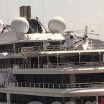 Naftë pa akcizë, rikthehet në Sarandë jahti luksoz i babait të Emirit të Katarit