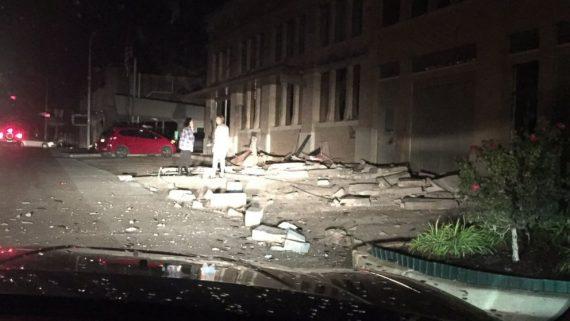 Dridhet sërish Tirana, tjetër tërmet 5.6 ballë, njerëzit në panik